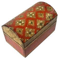 Florentine Gilt Wood Box