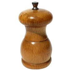 Italian Wooden Pepper Mill