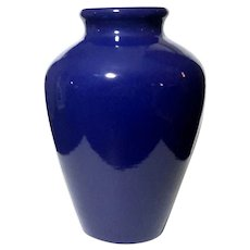 Extra Large Pacific Pottery Oil Jar, Circa 1920