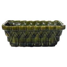UPCO USA Ungemach Pottery Co. Ohio Planter