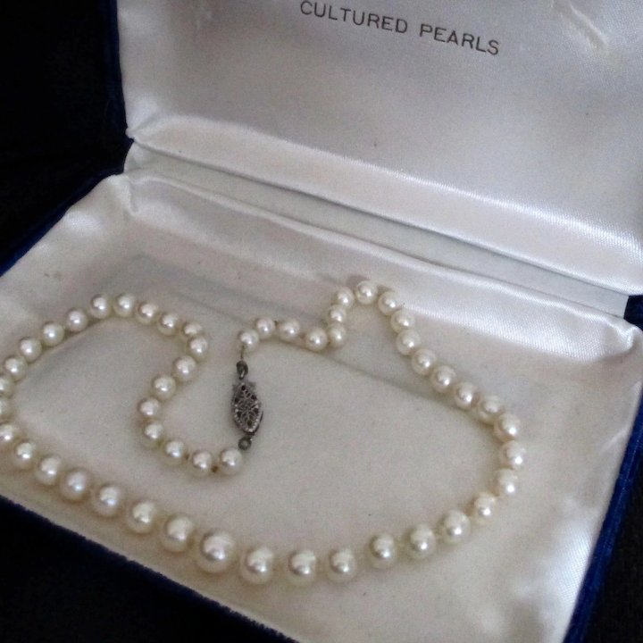 vintage freshwater silver original products for elegant jewelry women sterling pearls rings