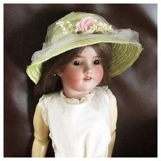 Darling Vintage Doll Bonnet