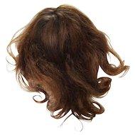 Very Long Gorgeous Human Hair Wig
