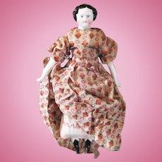 Sweet Dollhouse China Doll Original Tulip Dress & Homespun Petticoat