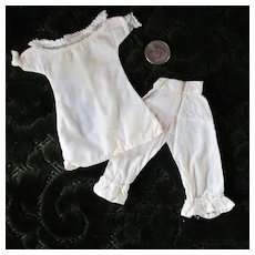 Knickers and Chemise Set For Mignonette