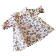 Roses & Berries Smaller Baby Doll Vintage Dress