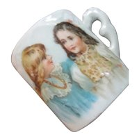 Darling Girls Old Cup For Doll Corner