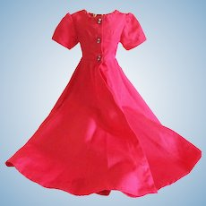 Beautiful Factory 50's Doll Dress For Cissy Or...