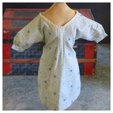 Sweet Deco Factory Doll Dress For Smaller Comp. Doll