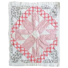 Darling Old Doll Quilt