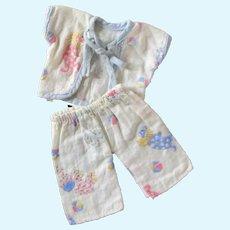 Darling Factory Pajamas for Small Doll