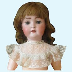 Pretty Lace  Dress Top For Doll
