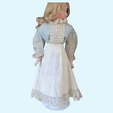 Antique Blouson Top & Long Skirt For Fashion, China Doll