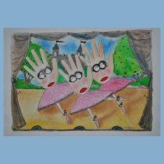 Performance Hands