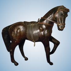 """Friendly Horse Companion for Your Dolly, 12"""" tall"""