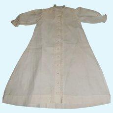 French Fashion Doll's Original Nightgown,