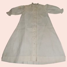 French Fashion Doll's Original Nightgown,