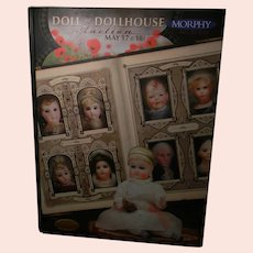 Morphy's  Doll Auction Catalog, 2008, Many pictures!