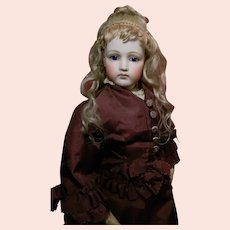 Portrait Jumeau French Fashion Doll, Gorgeous!