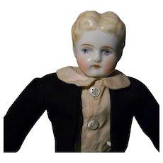 Blond China Boy, Original Clothes
