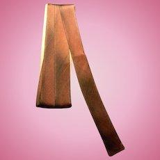 Shaded Pure Silk Ribbon, 4 yards
