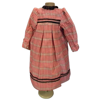 Sweet Country Cotton Doll Dress