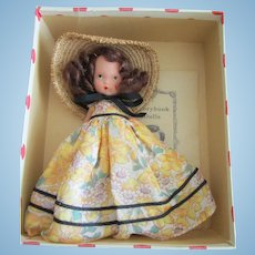 Nancy Ann Storybook Doll Southern Belle