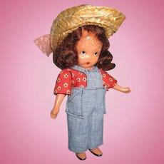 Nancy Ann Storybook Doll Farmer