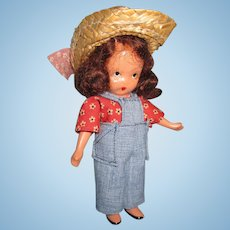 Nancy Ann Storybook Doll Farmer