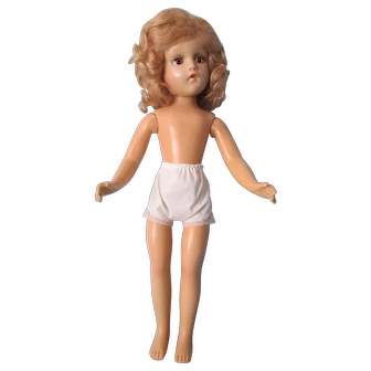 "Madame Alexander 17"" Composition Doll"