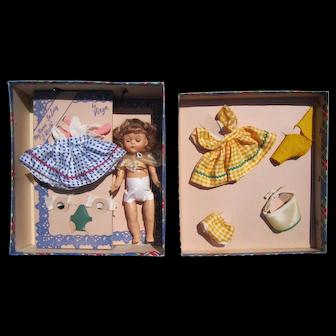 Vintage Virga Lucy and Wardrobe