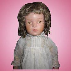 "Beautiful 21"" Schoenhut Doll"