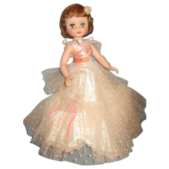 """Beautiful 19"""" American Character Betsy McCall Doll"""