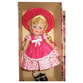 Vogue Strung Ginny Doll with box