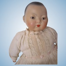 A M 353 Oriental Asian Baby Doll