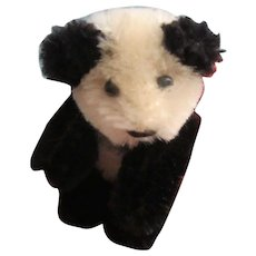 """Schucco 3"""" Panda Bear"""
