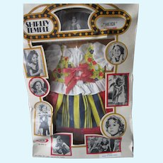 "Ideal 1976 Shirley Temple Heidi Outfit for 16"" Doll"
