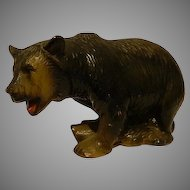 Yellowstone Grizzly Bear Bank ~ Souvenir 1969