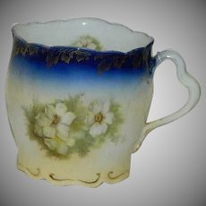 Victorian Era Bavarian Mug ¬ Flow Blue