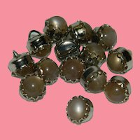 Lovely Collection of Moonglow Buttons 14 total