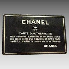 Chanel NAVY Lambskin Quilted Crossbody Handbag