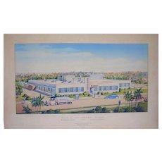 Borden's Ice Cream Plant - Miami FL