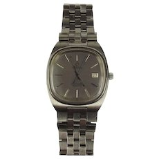 Omega Seamaster Automatic Stainless Steel Gents Wristwatch