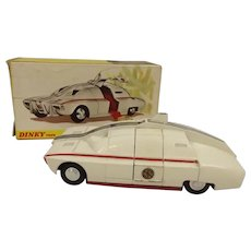 Dinky Toys 105 Captain Scarlet Maximum Security Vehicle