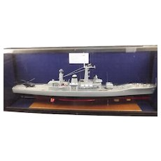 Commanding Officers Model Of HMS Apollo