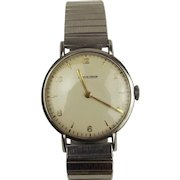 Gents Jaeger LeCoultre Stainless Steel Wristwatch
