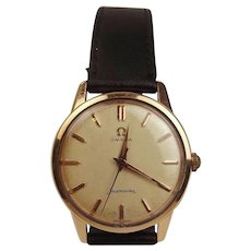 Gents Manual Omega Seamaster Wristwatch c1961