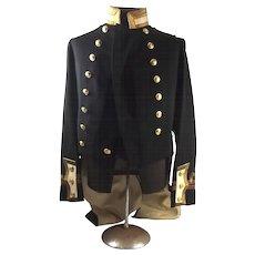 Royal Navy Pre 1953 No. 2 Dress Uniform Tailcoat