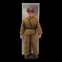 c1972 Vintage Palitoy Action Man – The British Army Officer