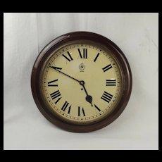 WW2 1942 Smiths Type 2 RAF Wall Clock
